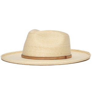 Goorin Bros. los chivos wide brim fedora Natural left side view