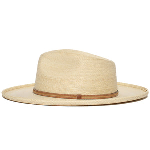 Goorin Bros. los chivos wide brim fedora Natural side view