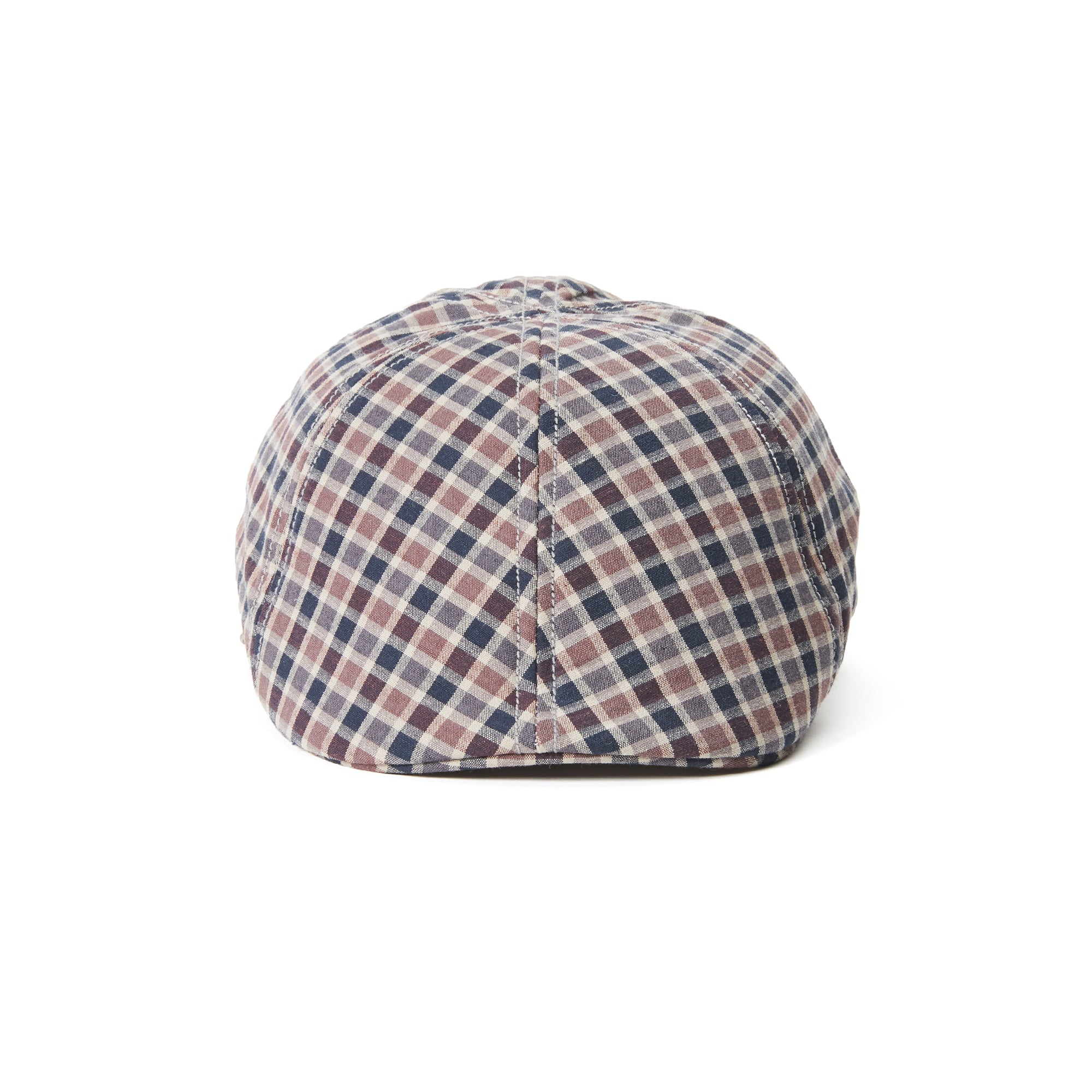 Goorin Bros. illinois beach cotton duckbill flatcap Blue front view