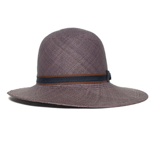 Goorin Bros. mimi cloche hat Navy front view