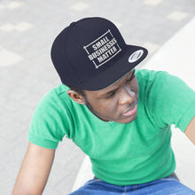Unisex Flat Bill Hat - http://www.next-generation.store