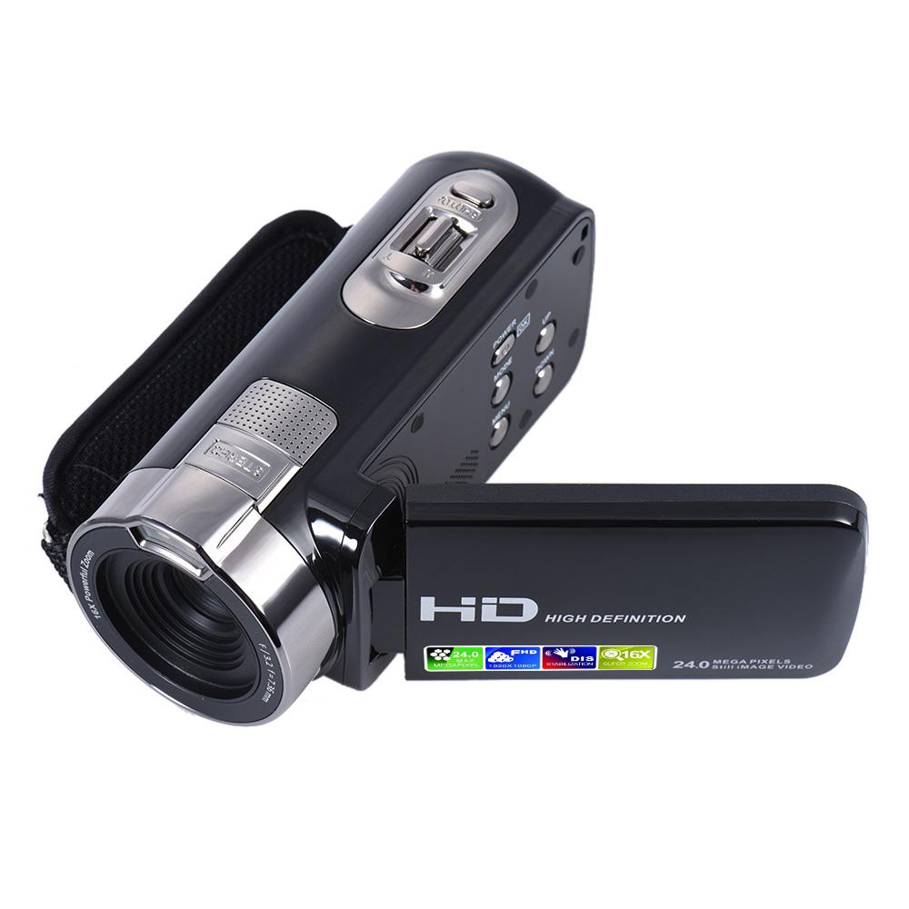 HDV-302P 3.0 Inch LCD Screen Full HD Digital Zoom Anti-shake Digital Video DV Camera Camcorder - http://www.next-generation.store