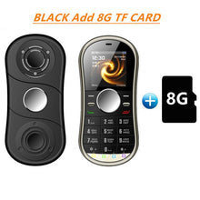 fidget spinner Mobile phone 1.3inch Dual SIM Card GPRS Bluetooth FM Radio hand spinner cellphone - http://www.next-generation.store