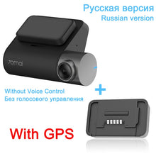 Xiaomi 70mai Dash Cam Pro English Voice Control 1944P 70MAI Car DVR Camera GPS ADAS 140FOV Night Vision 24H Parking Monitor - http://www.next-generation.store