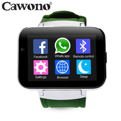 2.2 inch  Bluetooth Smart Watch Android Phone 3G WCDMA 4GB Android Camera Playstore GPS WIFI - Next-Genration.Store
