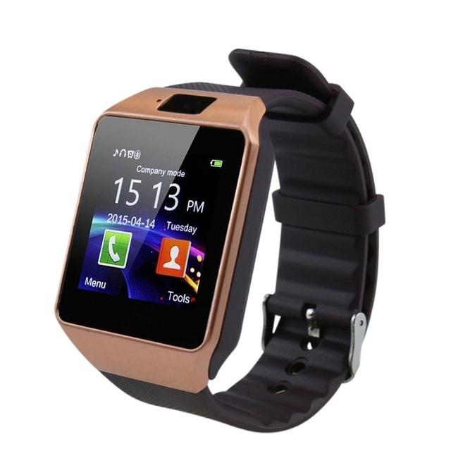 Bluetooth Smartwatch TF SIM Camera for IOS iPhone Samsung Android Phone - Next-Genration.Store