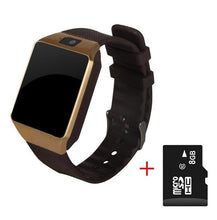 Bluetooth Smartwatch TF SIM Camera for IOS iPhone Samsung Android Phone - http://www.next-generation.store
