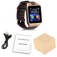 WLNGWEAR Original Box DZ09 Smart Watch Electronics Wristwatch For Xiaomi Samsung Phone Android Smartphone Health Smartwatch - http://www.next-generation.store