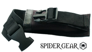 Agitator Tanto OTF (Out the Front) Automatic Knife - Black - Spider Gear