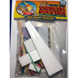 Air Boat Racer Kit (Class Pack of 12) - Problem Solving - Activity Based Supplies