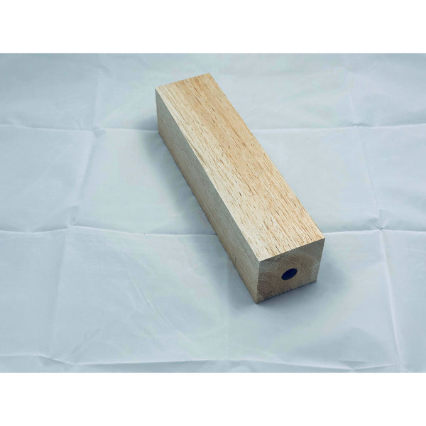 "Balsa Dragster Block (12"" x 3"" x 3"") - Co2 Dragster Product Line - Activity Based Supplies"