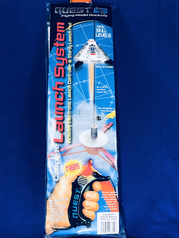 Complete Launch System - Rockets - Activity Based Supplies