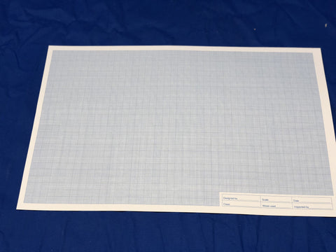 Graph Paper (25/Pack)