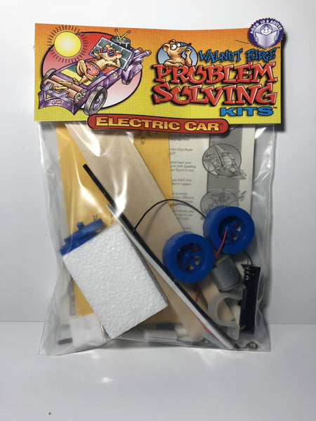 Electric Car Kit - Problem Solving - Activity Based Supplies
