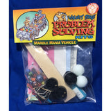Marble Mania Kit (Class Pack of 12) - Problem Solving - Activity Based Supplies