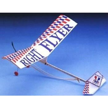 Right Flyer Plane Kit (Class Pack of 24) - Model Planes - Activity Based Supplies