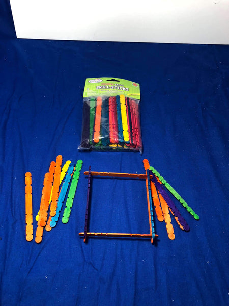 Skill Sticks (Colored) - Miscelanious - Activity Based Supplies