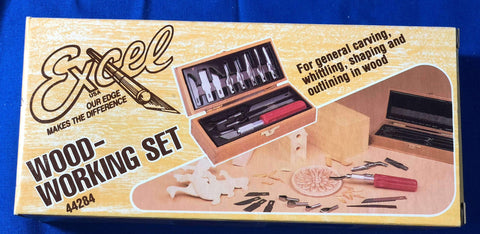 Woodworking Tool Set Miscelanious