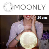 Moon Lamp – Night Light