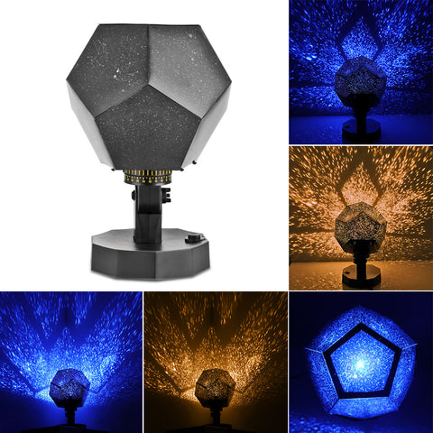 DIY Astro Magellan Star Projector Light