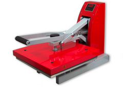 Siser Red 15x15 Heat Press