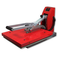 Siser Red 16x20 Heat Press