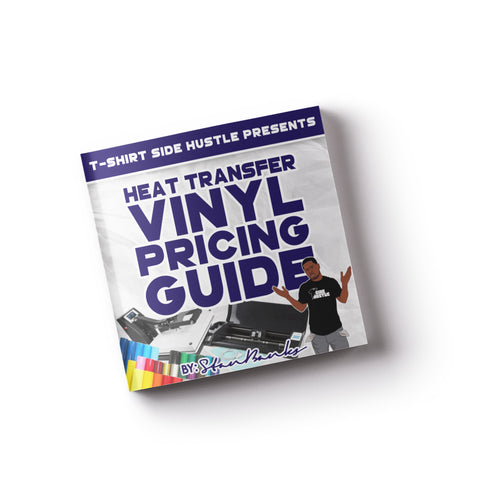 Heat Transfer Vinyl Pricing Guide