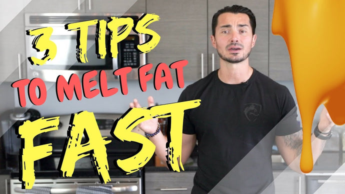 These 3 Things BLAST Away Fat Fast