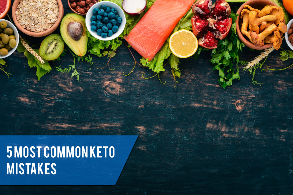 5 Most Common Keto Mistakes