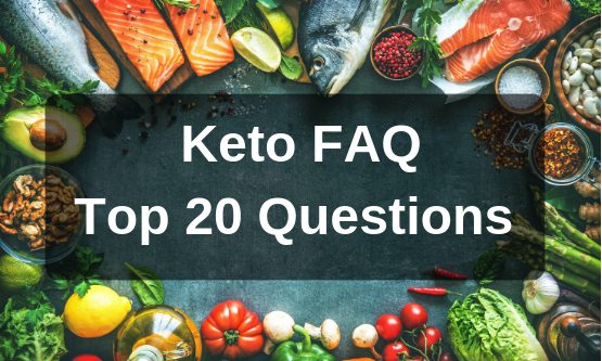 Ketogenic Diet FAQ - The 20 Most Common Keto Questions