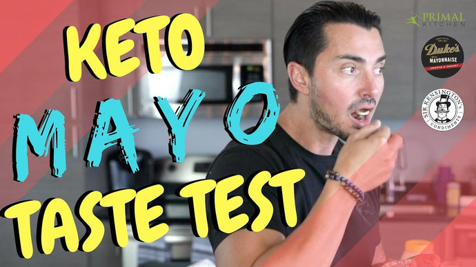Keto Mayo.. The Official Keto Thoughts Taste Test