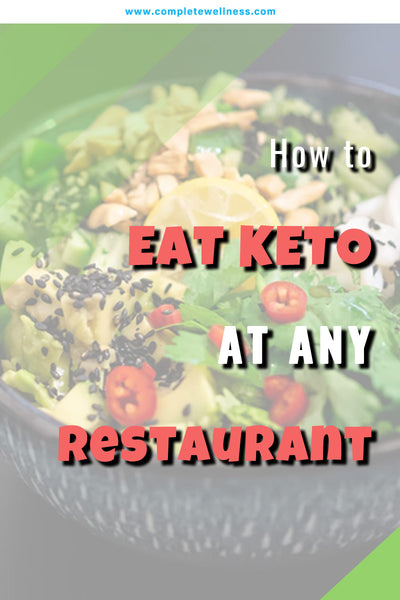How to EAT KETO at ANY Restaurant in 2018