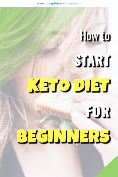How to Start Keto Diet for BEGINNERS