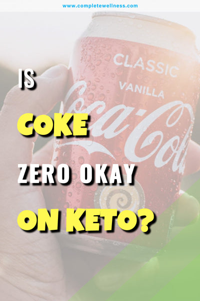Is Coke Zero Okay on Keto?