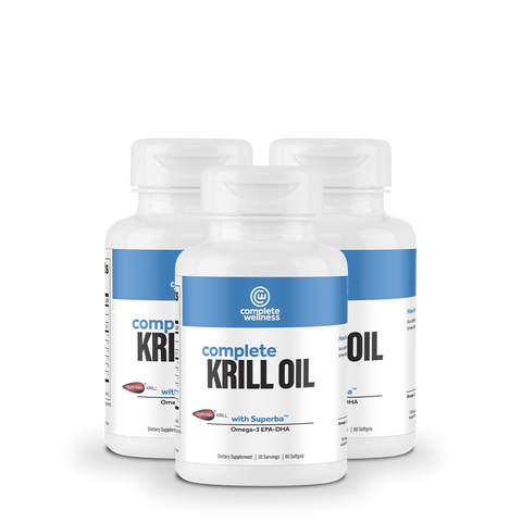 Image of Krill Oil (3 Pack)