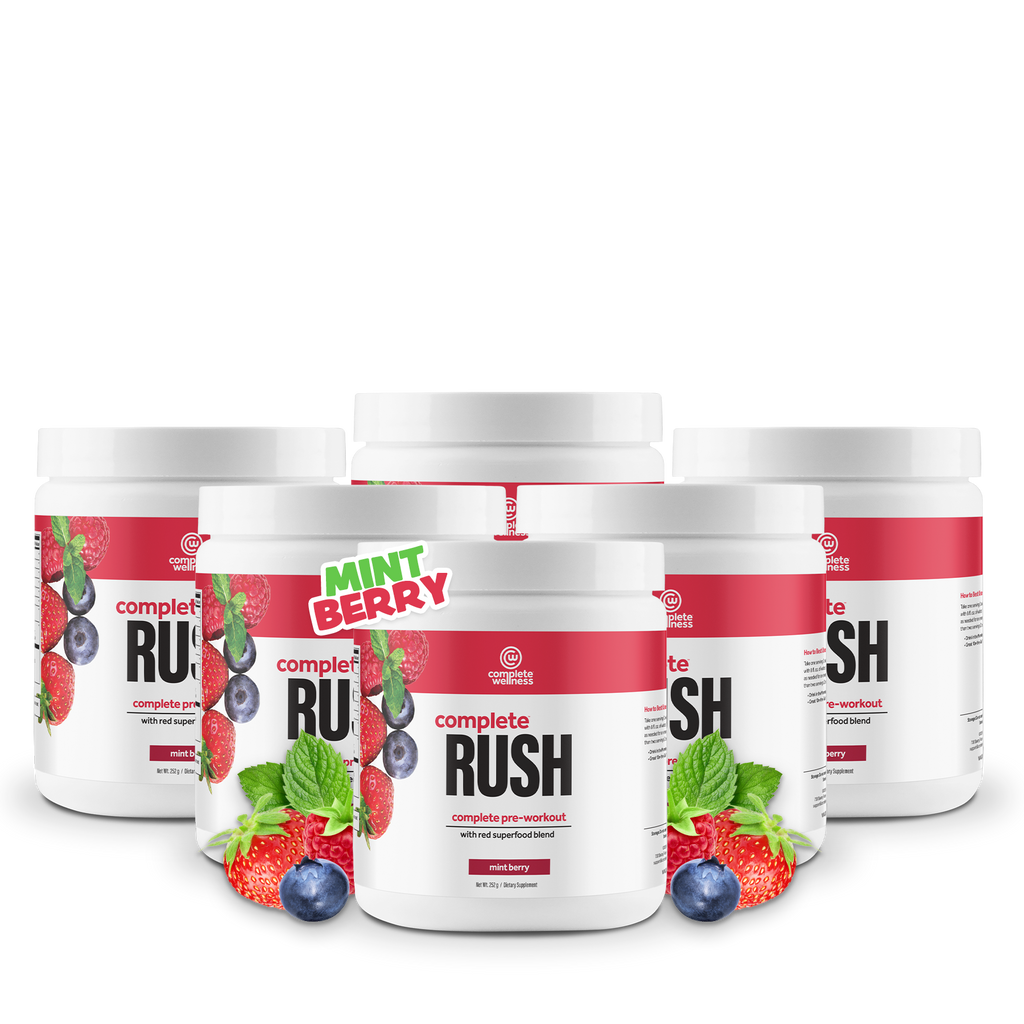Complete Rush Pre-Workout (6-Pack)