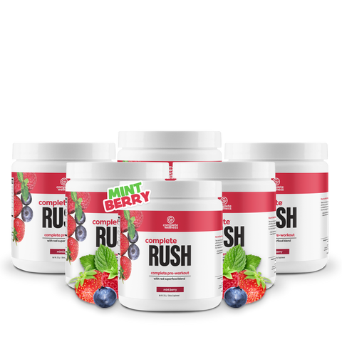 Image of Complete Rush Pre-Workout (6-Pack)