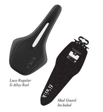 fi'zi:k Luce S-Alloy Saddle Regular