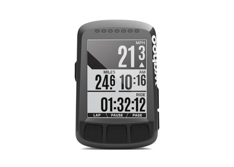 Wahoo Element Bolt GPS Bike Computer