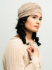 Turban: Madison | Soft Ruched Turban | Linda Christen Designs