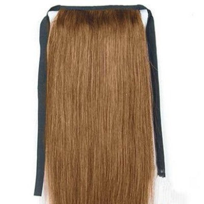"Allure Remy Human Hair Ribbon Ponytail 24"" 100g"