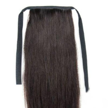 "Allure Remy Human Hair Ribbon Ponytail 20"" 100g"