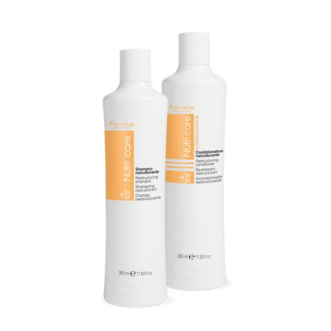 Fanola Nutricare Duo Pack 350ml