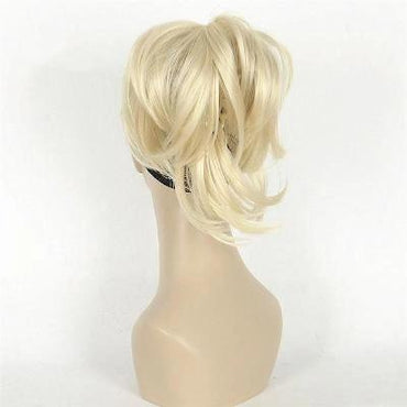Syn Hair Piece Claw Bendy12""