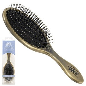 WetBrush Antique Detangling Hair Brush Gold