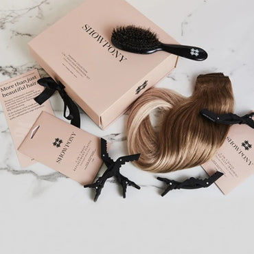 "20"" Deluxe 3 in 1 Halo Hair Extension Box Set"