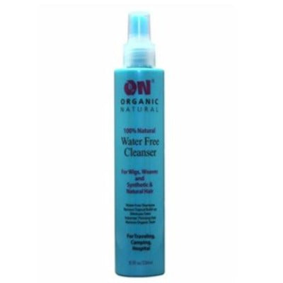 On Organic Natural Water Free Cleanser for Wigs 8 oz