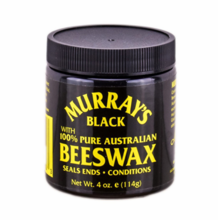 Murray's Bees Wax Black 114g