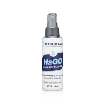 Walker H2GO White Glue Remover for Wigs, Toupees and Hair Pieces 118ml