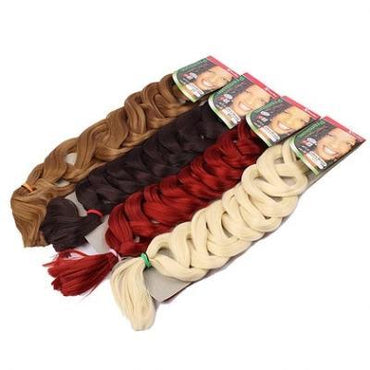 X-Pression Braiding Hair Ultra Braid 165g 82""